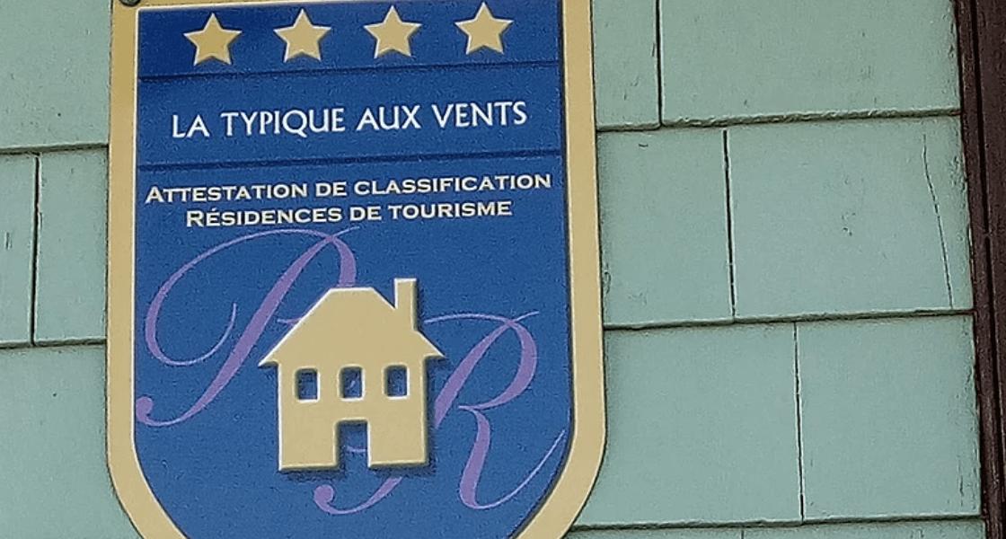 La Typique Aux Vents - Classifié 4 étoiles