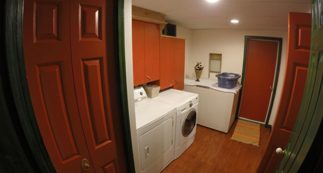 La Typique Aux Vents - salle de lavage