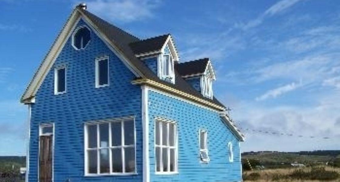 La Maison Bleue -